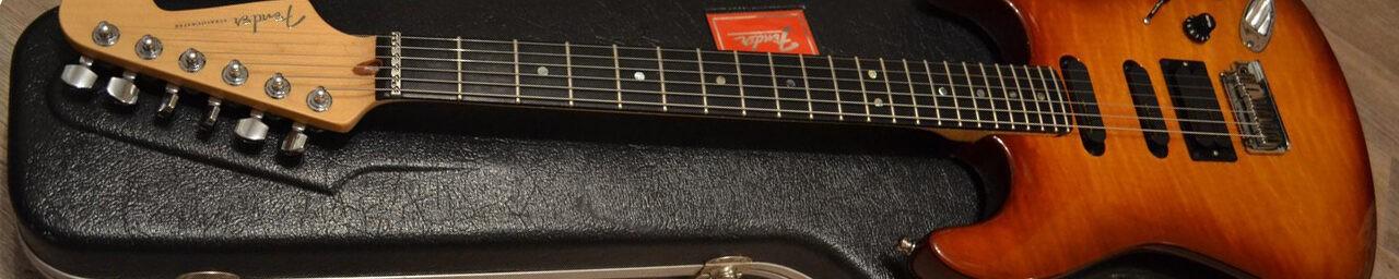Ремонт гитар в Тюмени